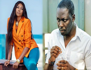 Entertainment pundit Arnold Asamoah Baidoo, and actress Yvonne Nelson