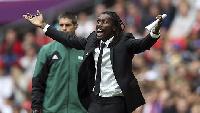 Senegal coach, Aliou Cisse