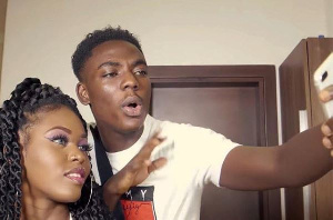 A scene from the 'Take Your Somtin' video