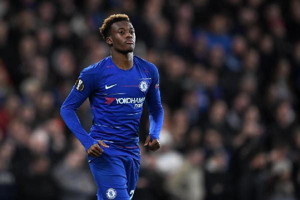 Real Madrid eye move for Chelsea winger Callum Hudson Odoi