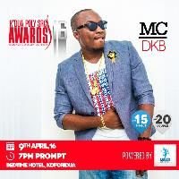 Derrick Kobina Bonney aka DKB is set to host the maiden edition of K'dua Poly SRC Awards