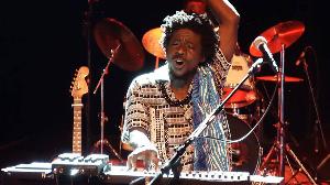 Instrumentalist Kwame Yeboah