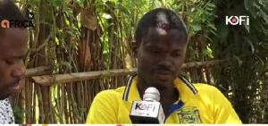 The surviving mate, Akorsah Kwabena Christian