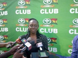 Ewurafua Addo-Atuah, head of Marketing at Accra Brewery