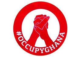 OccupyGhana Logo