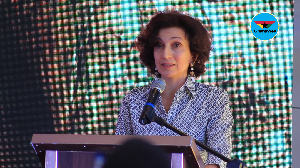 Director General for UNESCO, Audrey Azouley