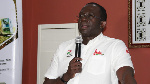 Mr. Kwame Awuah-Darko, NDC manifesto spokesperson on Trade and Industry