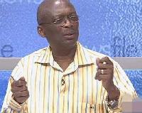 Editor-in-Chief of New Crusading Guide, Abdul Malik Kweku Baako
