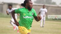 Yahaya Mohammed, Aduana Stars striker
