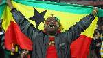 Ghanaians abroad are happy to turn out to support the nation's sports teams when they travel