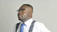 Ing. Richard Mawuli Amegatse, Independent candidate