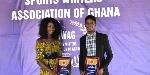 Henrietta Armah and Benson Arthur are SWAG Taekwondo Athletes of the Year