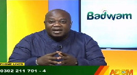 Badwam airs on Adom TV from 6am to 9am every weekday