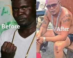 Bukom Banku wants to go back into bleaching to keep his brand