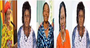 These beautiful ladies served commendably during their terms as First Ladies