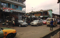 Spare Parts hub at Abossey Okai