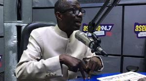 Johnson Asiedu Nketia, NDC General Secretary