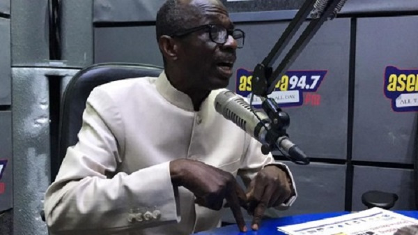 NPP planning to rig 2020 elections – Asiedu Nketia