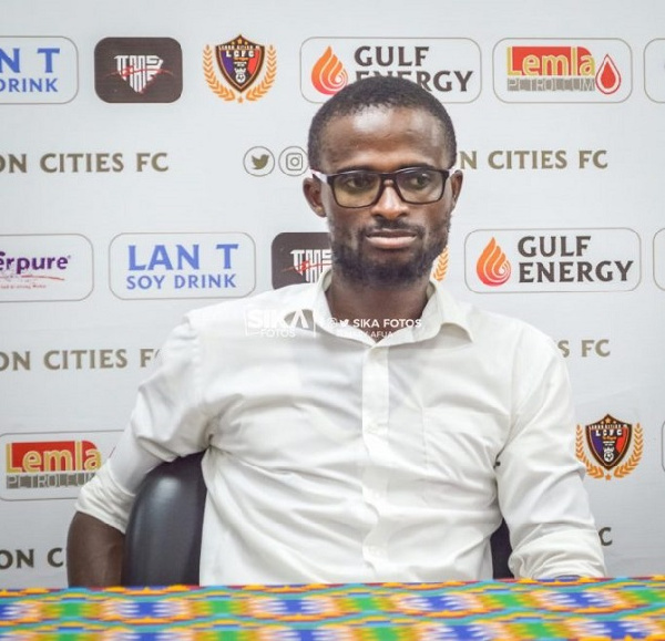 Eleven Wonders coach Osei-Fosu after Liberty draw: 'We weren't on top of our game'