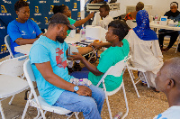 FBNBank Ghana Medical Outreach is a project designed to giveback to society