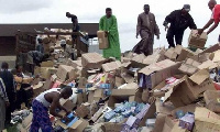 The phenomenon of fake drugs and foods on the Ghanaian market has assumed a scary dimension