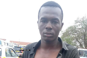 The victim of the brutality, 20-year-old Isaac Asare