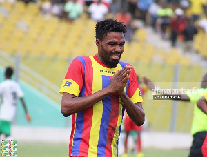 Kwame Kizito has refuted claims that he wants to return to Hearts of Oak