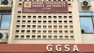 The Ghana Geological Survey Authority