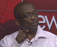 Kweku Baako Jnr, Editor-In-Chief, The New Crusading Guide