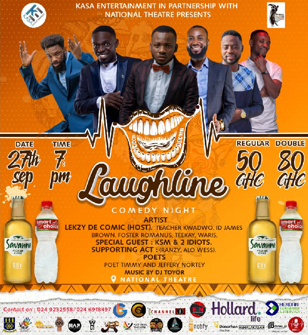 Lekzy Decomic will bow out as host of the event after this edition