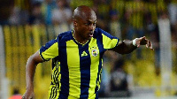 Andre Ayew is on loan at Fenerbahce