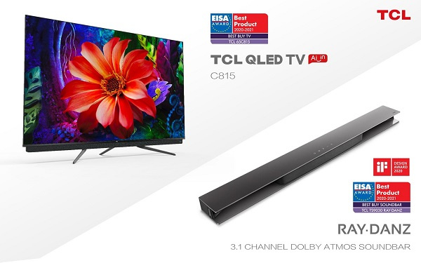 TCL QLED Android TV C815 - Best Buy TV 2020-2021