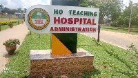 The Ho TeACHING Hospitals like others in the country have a deficit in terms of PPEs supply