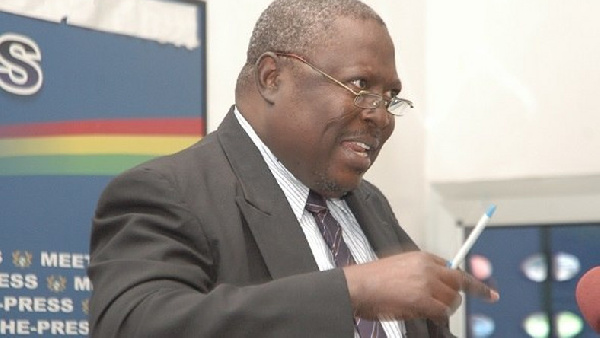 Stop intimidating the Auditor-General - Martin Amidu to politicians