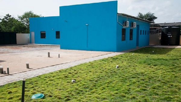 Akufo-Addo's daughters construct ultra-modern Autism Centre in Accra