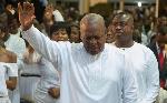 Flashback: I'm thinking of becoming a lay preacher - Mahama