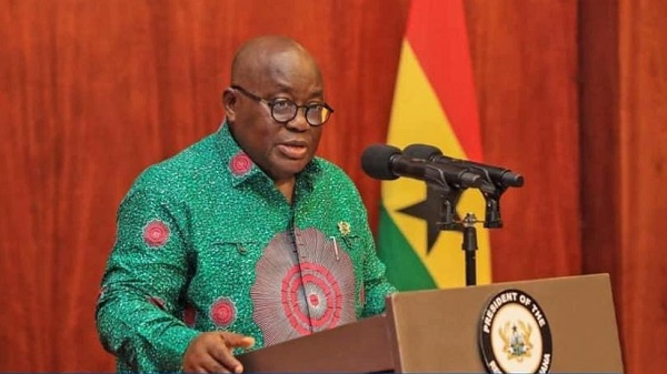 712 travellers tested positive for coronavirus – Akufo-Addo