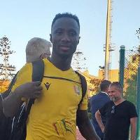 Guinea captain Naby Keita