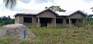 Abandoned Akyem Clinic