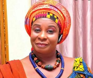 Mother of Efya, Nana Adwoa Awindor