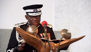 Inspector-General of Police, Asante-Apeatu