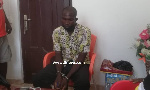 The Somanya police have interrogated and detained the suspect