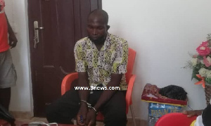 Prosper Negble has been remanded over the murder of his wife
