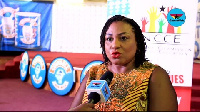 Josephine Nkrumah is Chairperson of the National Commission for Civic Education (NCCE)
