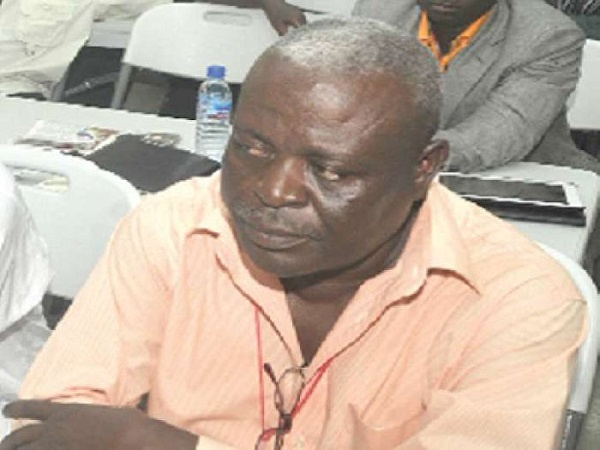 Kofi Manu was caught on tape during the airing of the Number 12 documentary by Anas Aremeyaw Anas