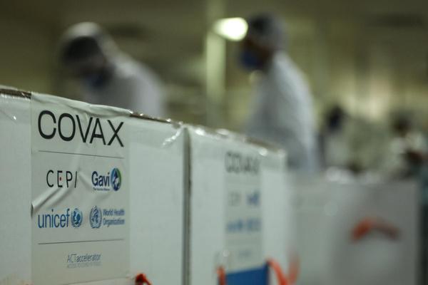 The coronavirus vaccines arrived in Ghana, Wednesday