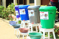The Veronica buckets have been widely adopted for hand washing purposes across the world