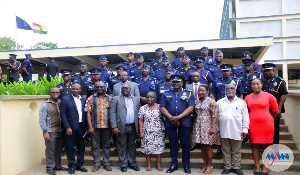 Ghana Police Service adopts framework for the safety of journalists