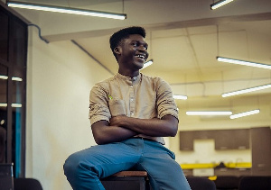 Michael Aboye, 24-year-old Ghanaian wins Agora Best Photo of the Year