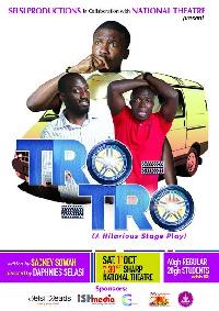 'Trotro' artwork